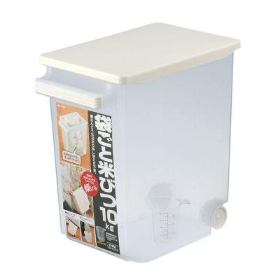 이노마타 봉지채 수납 쌀통 10kg 1253
