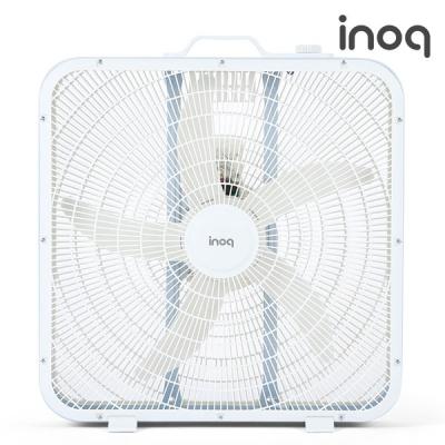 이노크아든 IA-B20 디자인 박스팬 선풍기 그레이/블루