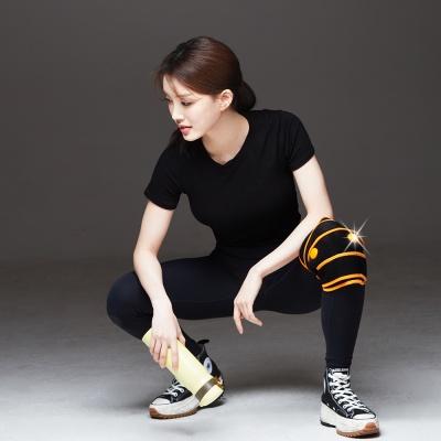 무릎보호대 종아리 허벅지 진동형 웨어러블 디바이스