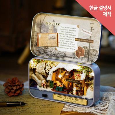 [adico]DIY 미니어처 드림박스 - 메모리스 호텔