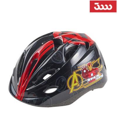 [삼천리] SH310L 2018 아이언맨 아동 헬멧 블랙M