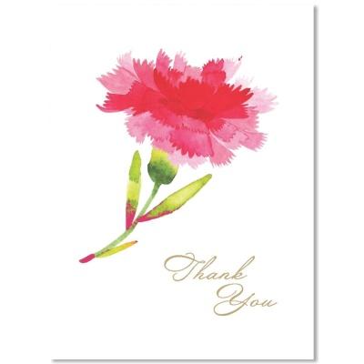 홀마크 감사 카드(카네이션)-KED1556