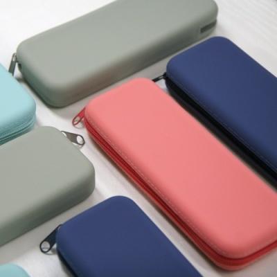 갓샵 파스텔 실리콘 필통 파우치 4color 생활방수