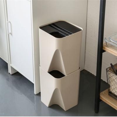 다용도 쓰레기통 분리수거함 인테리어 휴지통