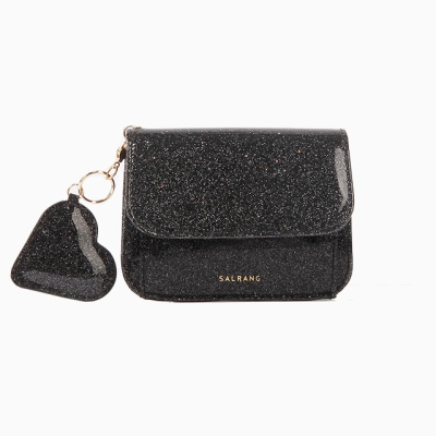 Dijon N301R Card Wallet Black Pearl