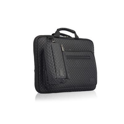 노트북가방 14.1인치(포켓형) 크리스탈 쟈가드 블랙
