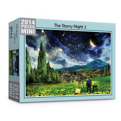 2014피스 별이 빛나는 밤2 직소퍼즐 PL2014-2