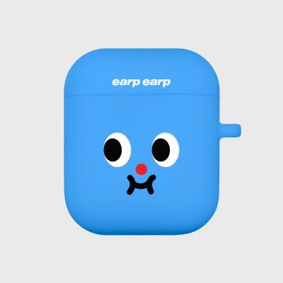 Cute expression-blue(Air Pods)
