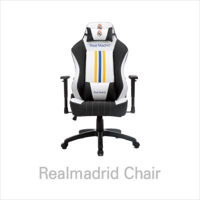 [제닉스] 레알마드리드 게임용/게이밍 컴퓨터 의자