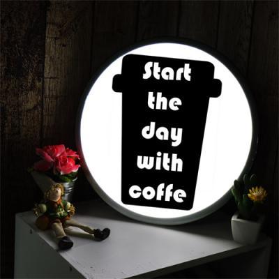 ne831-LED액자35R_커피와함께하는하루