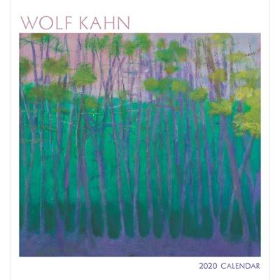 2020 캘린더 울프 칸 Wolf Kahn