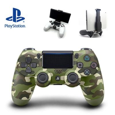 PS4 SONY 듀얼쇼크4 그린카모 (스마트폰 마운트 포함)