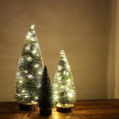 LED 미니 크리스마스트리 6종
