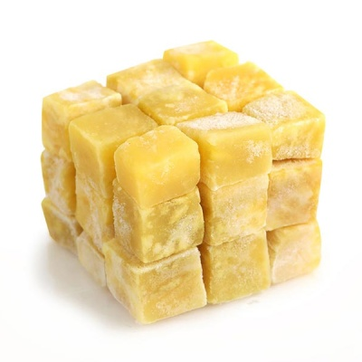 [허닭] 달달한 아이스 한입 고구마 큐브 100g