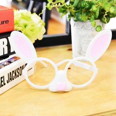 흰토끼 안경