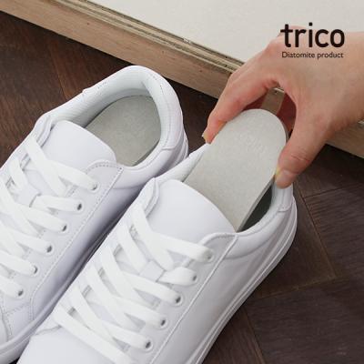 [트리코]규조토 신발 건조/제습용 플레이트 2입(CTZ1801)