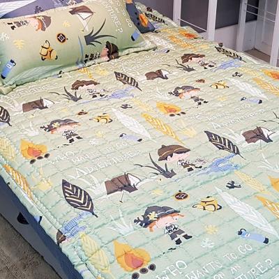 좋은솜 좋은이불 인디안보이 슈퍼싱글 침대 패드
