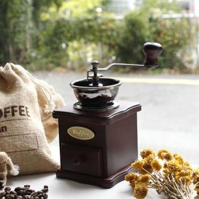 [2HOT] 카페 커피 그라인더 브라운