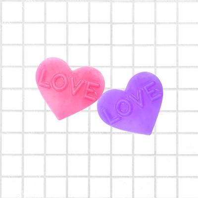 LOVE 비누 만들기 패키지 DIY
