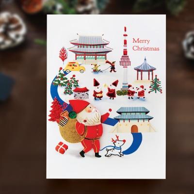 크리스마스카드 FS1032-6