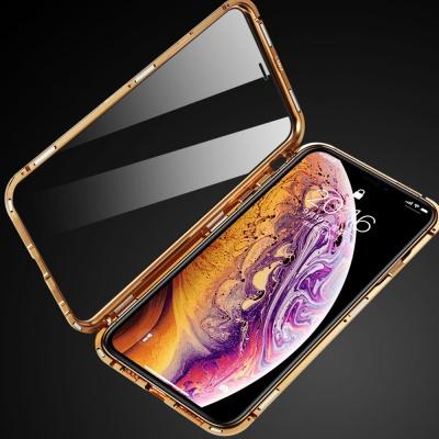 아이폰11 프로 맥스 전면풀커버 마그네틱 하드 케이스