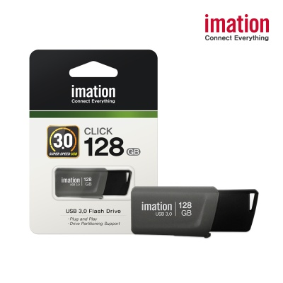이메이션 USB 3.0 클릭 128GB (D)