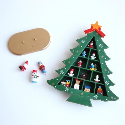 2019 크리스마스 테이블탑 미니우드트리