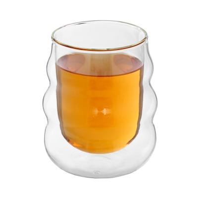 [로하티]폴링 내열 유리컵 / 홈카페 칵테일 커피잔