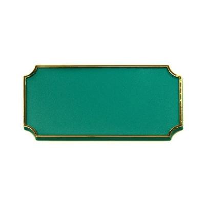 호실판 41OZ13 사각 초록 안내판 표지판 숫자 번호 O
