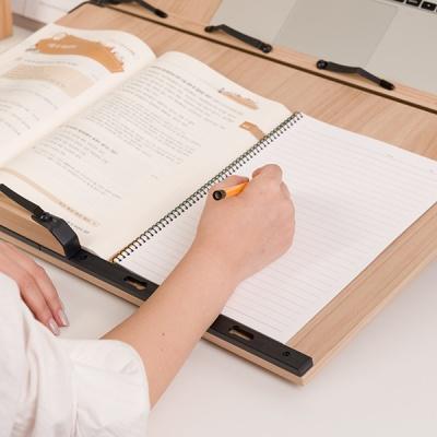 프라임 신제품 2단 독서대 3방향 필기 책받침대  p260