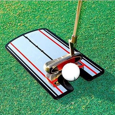 골프 퍼팅 미러 연습기 퍼트연습기 가이드