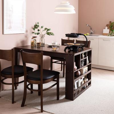 [채우리] 그라티아 4인 수납 식탁 세트(의자)