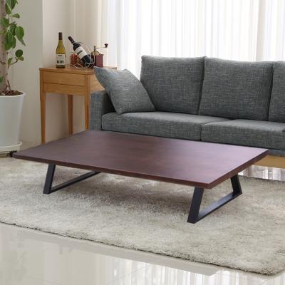 이홈데코 베어벨 원목 철제 테이블 1200