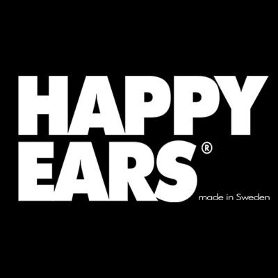 [소음차단 귀마개] 스웨덴 HAPPYEARS 이어플러그(M)
