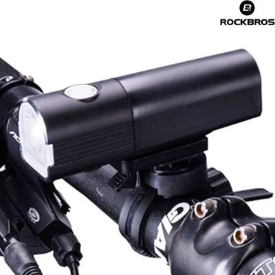 락브로스 충전식 자전거라이트 전조등 LED후레쉬