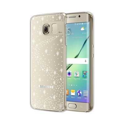 Galaxy S7 Edge Clear Gold (Galaxy)