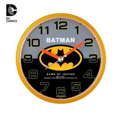 [디씨코믹스] 배트맨 욕실 흡착 방수시계 DC-W4045