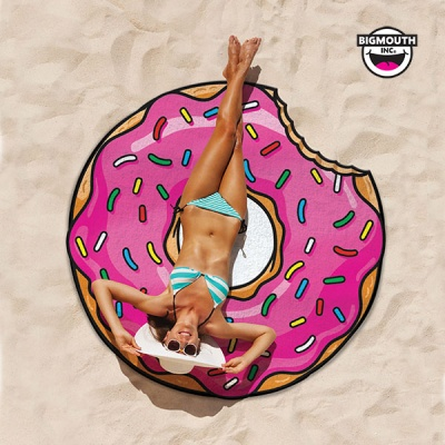 도넛 비치 블랭켓 & 타월
