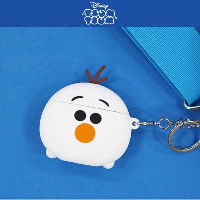 에어팟케이스 디즈니 겨울왕국2 3D 입체 395 올라프