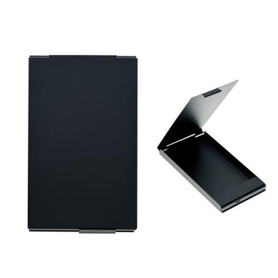 JCW02 블랙 알루미늄 메탈 명함케이스 카드지갑