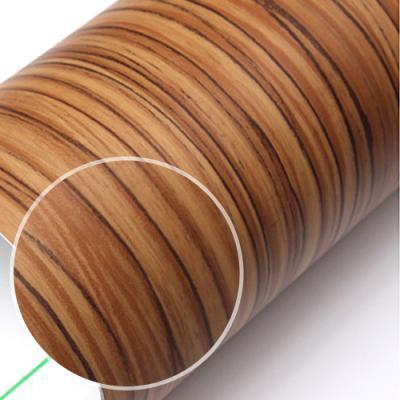 fp212-러프빈티지라이팅브라운 무늬목 필름지 인테리어필름 _인테리어필름