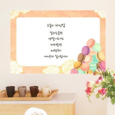 iv175-마카롱_칠판시트