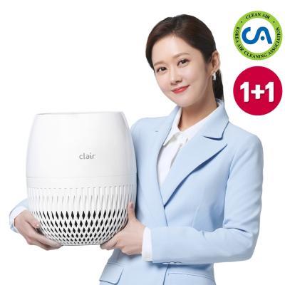 [클레어] 엠보싱 헤파필터 HC 더블세트 (CA인증획득)
