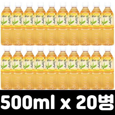 전남 완도 비파잎차 음료 500ml x 20병(1박스)