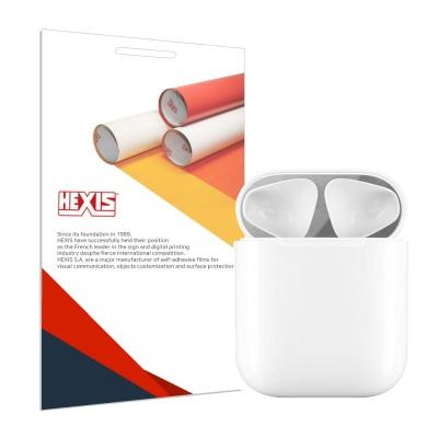 HEXIS 에어팟 철가루 방지 스티커 2매입