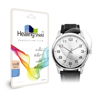 잉거솔 I00403 커브드핏 고광택 시계보호필름 3매