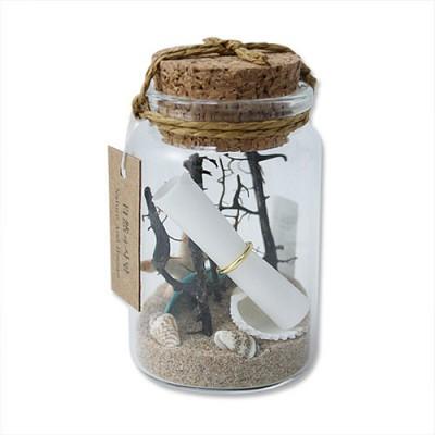 [유리병편지] 산호초 병 편지