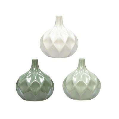 [Hubsch]Vase w/pattern 화병