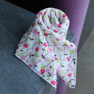 Petit Scarf-Hankie (스카프-손수건) - 너는 꽃