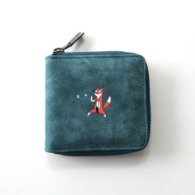 [kiitos]ANIMAL MINI WALLET2 - FOX